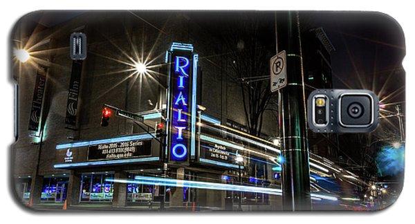 Rialto Theater Galaxy S5 Case