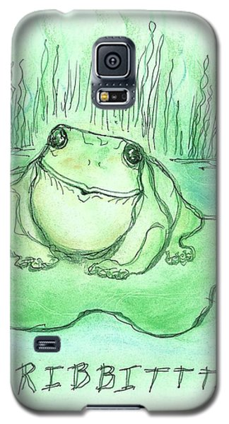 Ribbittt.... Galaxy S5 Case