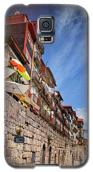 Ribeira District Of Porto Portugal  Galaxy S5 Case