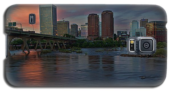 Richmond Dusk Skyline Galaxy S5 Case