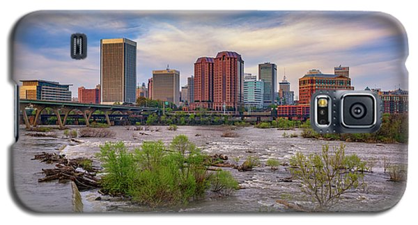 Richmond Skyline Galaxy S5 Case by Rick Berk