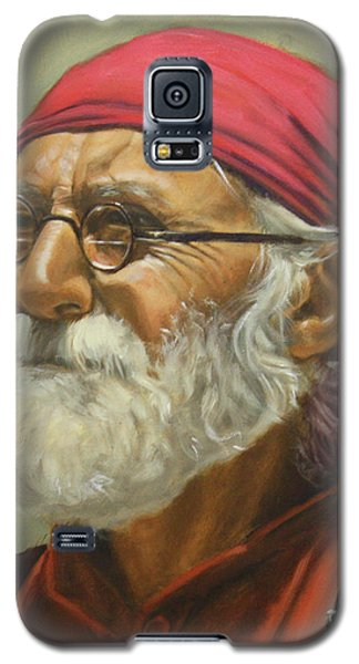 Rickabod At High Noon Galaxy S5 Case