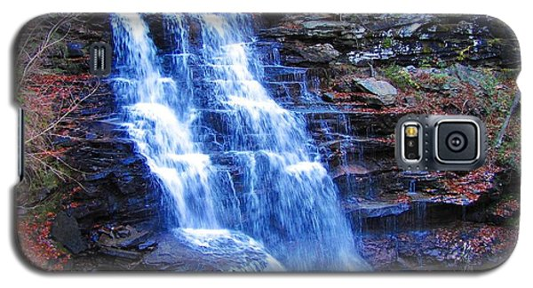 Ricketts Glen Waterfall 3941  Galaxy S5 Case
