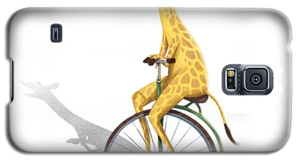 Ride My Bike Galaxy S5 Case