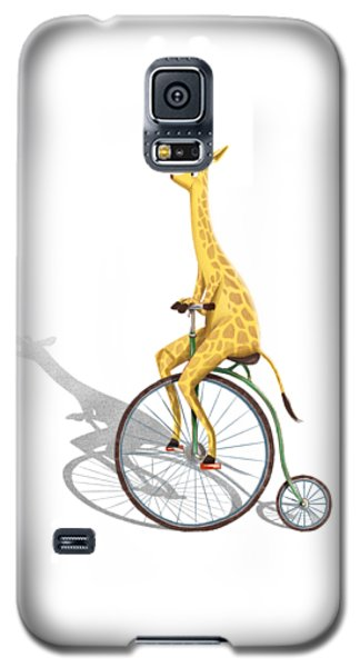 Ride My Bike Galaxy S5 Case