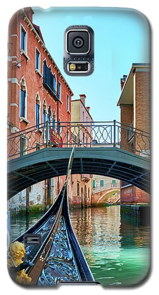 Ride On Venetian Roads Galaxy S5 Case
