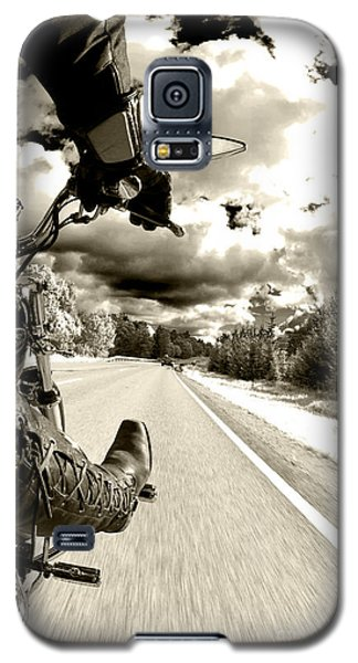 Ride To Live Galaxy S5 Case