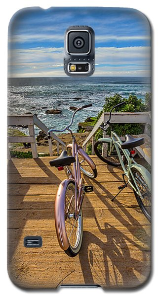 Ride With Me To The Beach Galaxy S5 Case