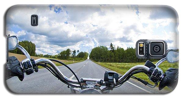 Riders Eye View Galaxy S5 Case