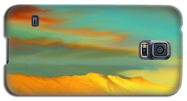 Ridge Galaxy S5 Case by Kerry Beverly