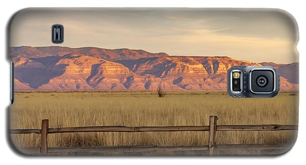 Ridge Outside Alamogordo Galaxy S5 Case