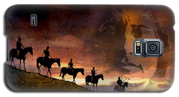 Riding Into Eternity Galaxy S5 Case
