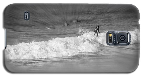 Riding It Out Galaxy S5 Case by Susan  McMenamin