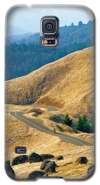 Riding The Mountain Galaxy S5 Case