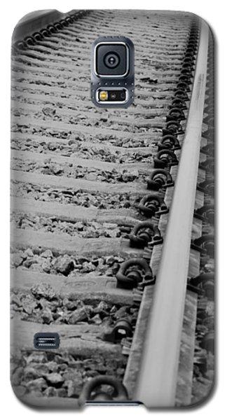 Riding The Rail Galaxy S5 Case