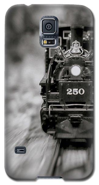 Riding The Railways Galaxy S5 Case