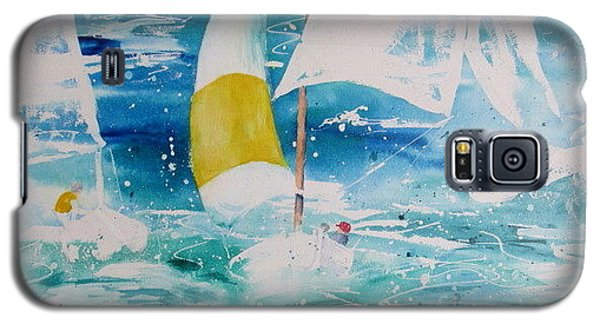 Riding The Wind Galaxy S5 Case