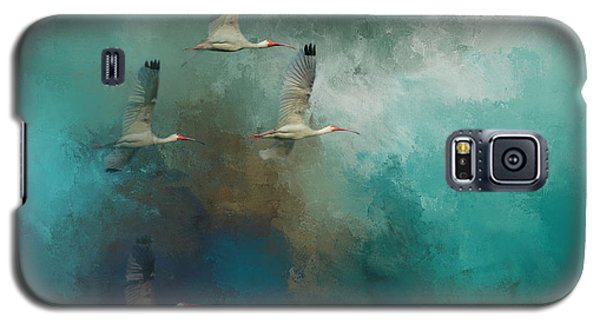 Galaxy S5 Case featuring the photograph Riding The Winds by Marvin Spates