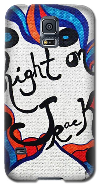 Right On Track Galaxy S5 Case