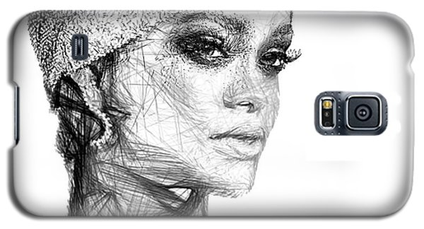 Rihanna Galaxy S5 Case
