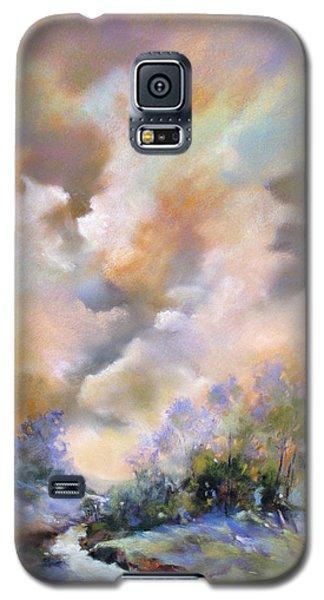 Rim Light Galaxy S5 Case by Rae Andrews