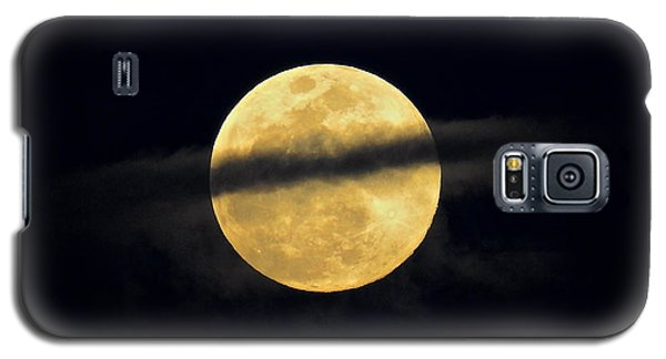 Ring Around The Moon Galaxy S5 Case