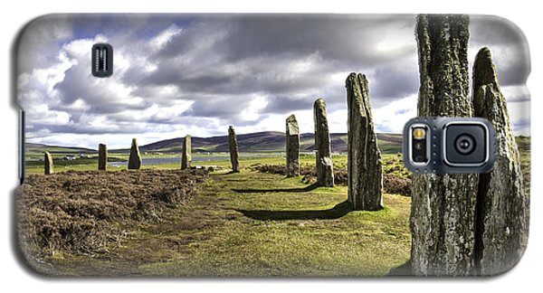 Ring Of Brodgar Galaxy S5 Case