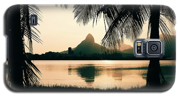 Rio De Janeiro, Brazil Landscape Galaxy S5 Case