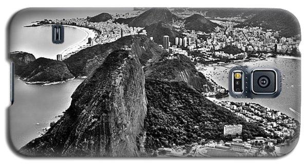 Rio De Janeiro - Sugar Loaf, Corcovado And Baia De Guanabara Galaxy S5 Case