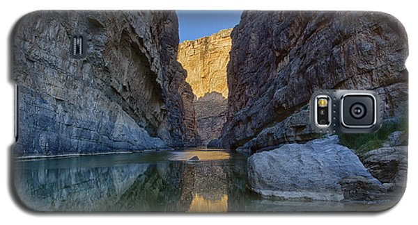 Rio Grand - Big Bend Galaxy S5 Case