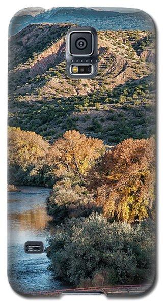 Rio Grande Embudo Vista Galaxy S5 Case