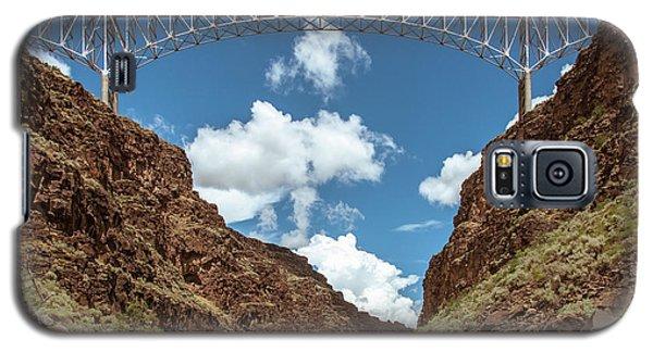 Rio Grande Gorge Bridge Galaxy S5 Case