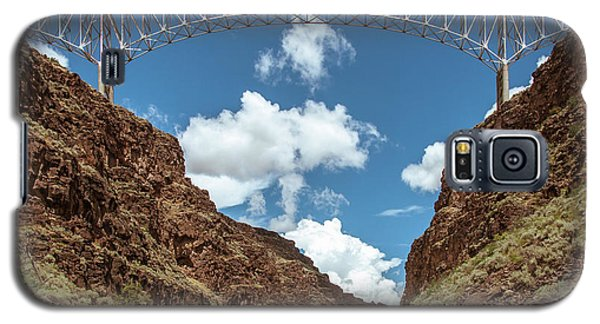 Rio Grande Gorge Bridge Galaxy S5 Case