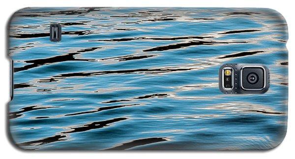 Galaxy S5 Case featuring the photograph Rio Water Blue by Britt Runyon