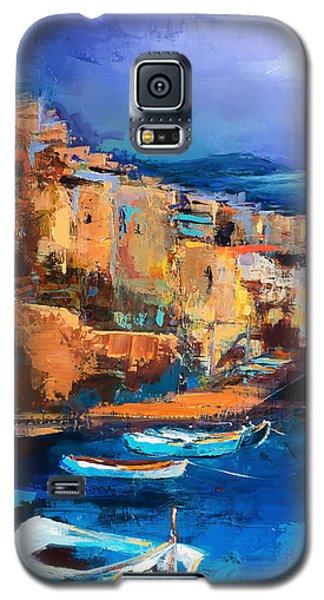 Riomaggiore - Cinque Terre Galaxy S5 Case