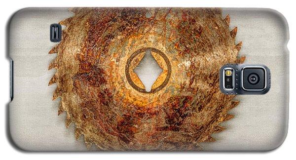 Rip Tooth Sawblade Galaxy S5 Case