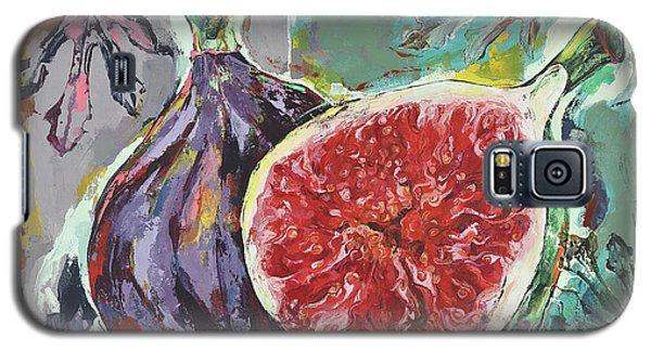 Ripe Figs Galaxy S5 Case
