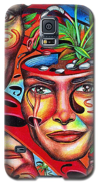 Ripening Of A Lucid Psyche Galaxy S5 Case