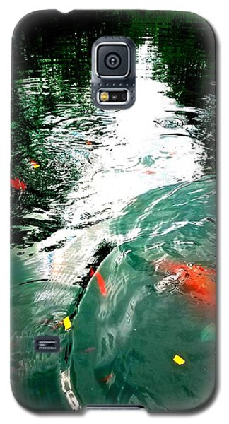 Ripple To The Past  Galaxy S5 Case