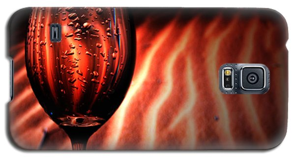 Ripples And Droplets Galaxy S5 Case