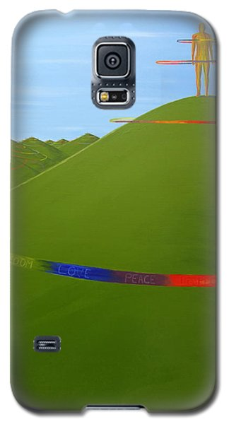 Ripples Of Life 1.4 Galaxy S5 Case