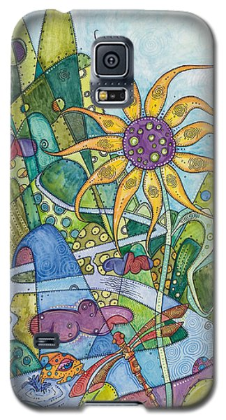 Rise And Shine Galaxy S5 Case by Tanielle Childers