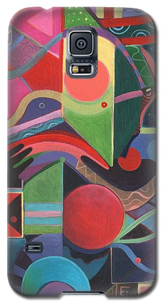 Rising Above And Synergy 2 Galaxy S5 Case