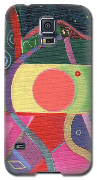 Rising Above Galaxy S5 Case