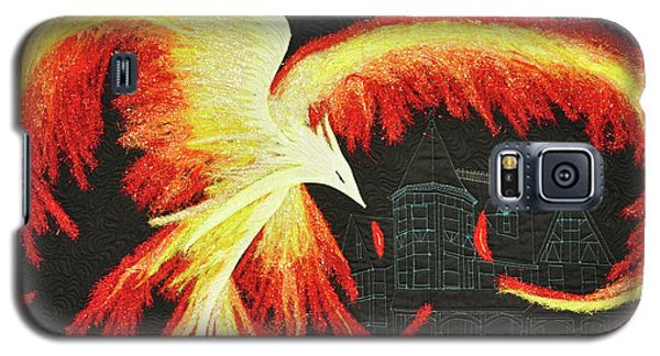 Rising From The Ashes Galaxy S5 Case