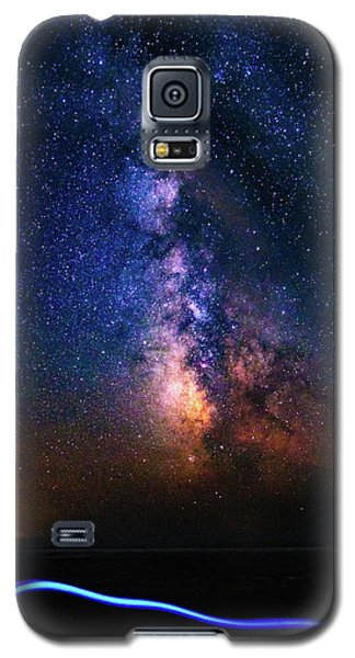 Rising From The Clouds Galaxy S5 Case