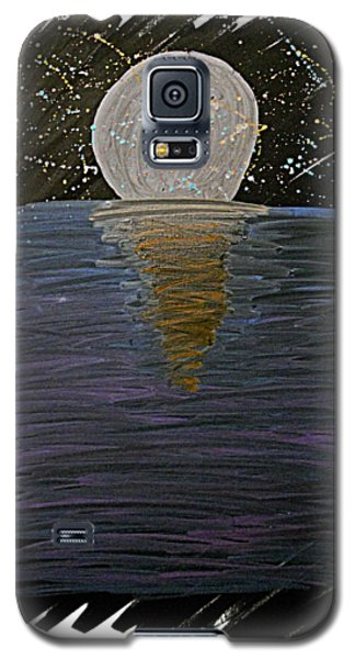Rising Moon Galaxy S5 Case