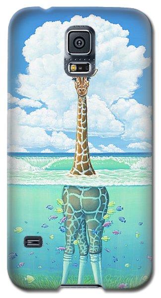Rising Sea Galaxy S5 Case