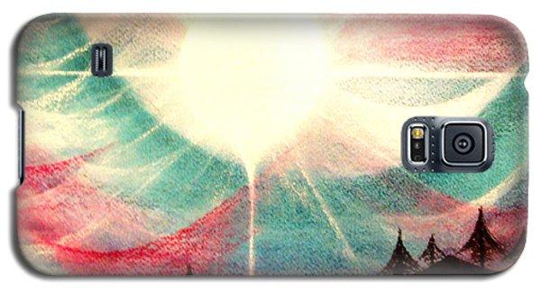 Rising Sun Galaxy S5 Case