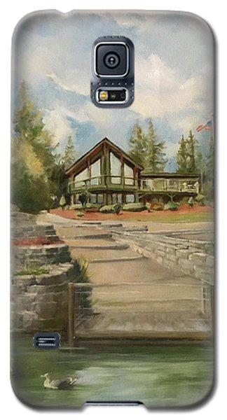 Rita's House Galaxy S5 Case